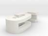 CHOKER SLIDE LETTER 5 1⅛, 1¼, 1½, 1¾, 2 inch sizes 3d printed