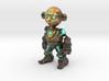 ClockWork Gnome 3d printed