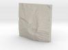 6'' Mt. St. Helens, Washington, USA, Sandstone 3d printed