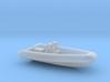 RHIB, no outboard engine (1:200) 3d printed