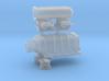 6-71 1/24 Blower dual 4bbls w/ Hilborne scoop 3d printed