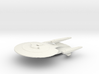 Yamato Class (larger) 3d printed
