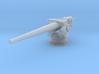 1/48 USN 5 inch 51 Cal. Deck Gun 3d printed