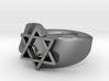Ring David Star Size 9 3d printed