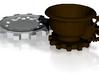 Cup&Saucer01 3d printed