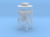 """'HO Scale' - 1"""" PVC Dust Collector 3d printed"""