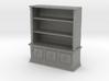 Bookshelf, Square - 1:48 3d printed