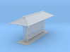 LAPAC Shelter N Scale 3d printed