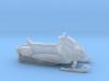 BF4 snowmobile 3d printed