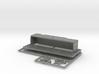 12 m Tonnendachbude 1:160 - (n scale) 3d printed