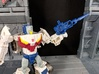 TF Titans Return Chromedome Getaway Hand Set 3d printed Works with Weapons