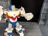 TF Titans Return Chromedome Getaway Hand Set 3d printed Folds into arm for transformation