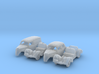 SET 2x Ford Eifel (TT 1:120) 3d printed