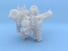 Chaos Rip Cannon wPacks 3d printed