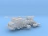 Caesar Howitzer Scale  1:144 3d printed