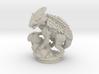 Armored_Dragon 3d printed