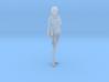1/48 Misa Hayase in Uniform (V2) 3d printed