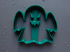 Cookie Cutter - Halloween Ghost 3d printed