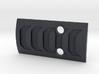 SIG P320/P226 RX/Romeo Slide Plate - Razorback 3d printed