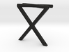 ZRD Rear Vertical X Brace 3d printed