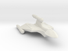 3125 Scale Romulan Fast SparrowHawk+ Light Cruiser 3d printed