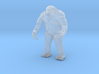 YETI Beast O Scale Detailed Creature 3d printed