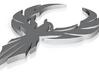 Pendant Phoenix 3d printed