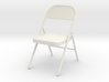 1/3rd Scale Folding Chair 3d printed