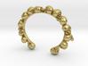 Skull Bracelet  3d printed
