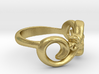 Style Ring. 3d printed Style Ring