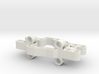Axle Support Frame 3d printed