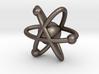 Atom Pendant 3d printed