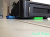 iRobot Braava or Mint Plus Modified Battery Cover 3d printed