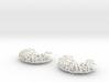 Vessel Earrings - 1 pair 3d printed