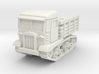 STZ 5 tractor scale 1/87 3d printed