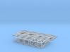 N Scale Wind Turbine Mounts - 3 Pack (Part 1 of 2) 3d printed