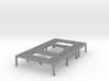 7mm TTA Molasses tank walkway mesh 3d printed