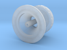 Large Capstan closed ports special size 3d printed