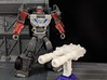TF CW Brake-Neck Wildrider Car Cannon Seige 3d printed Combine with other parts to form a Gunner station