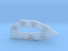 """Turnkey (Hollow) with 1"""" Marking 3d printed"""