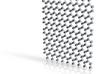 Tetra-array-108 3d printed