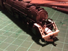 Rowa Y6B 2-8-8-2 Pilot With Z Scale MT Coupling 3d printed Pilot with N Scale MT Coupling