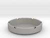 simple custom ashtray 3d printed