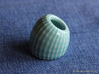 Brain Coral: Jewellery 3d printed Gloss Celadon Green Porcelain