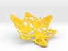 Butterfly Bowl 1 - d=12cm 3d printed