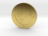 Buer Coin 3d printed