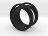 Luna ring  3d printed