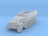 Sdkfz 251 scale 1/160 3d printed