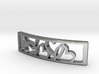 Shoetag Heart 3d printed