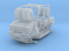 Mule Long Bed 2 Seater 1/64 Scale 3d printed